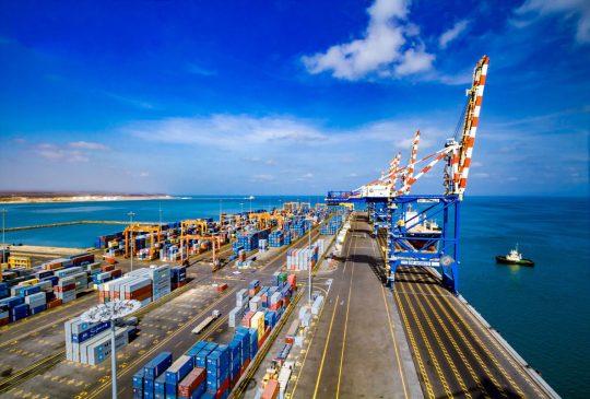 Among Best logistics inDjibouti