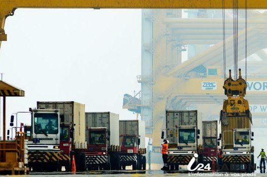 logistics in Djibouti